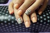 Peachy Leopard