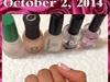 DIY Gel Rosy French Manicure On 10/2/14
