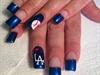 La Dodger Nails