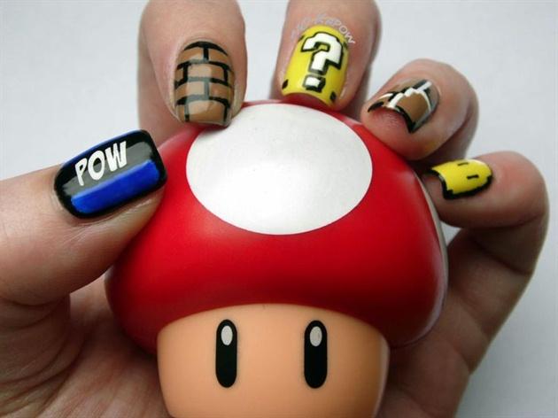 Super Mario Blocks mani