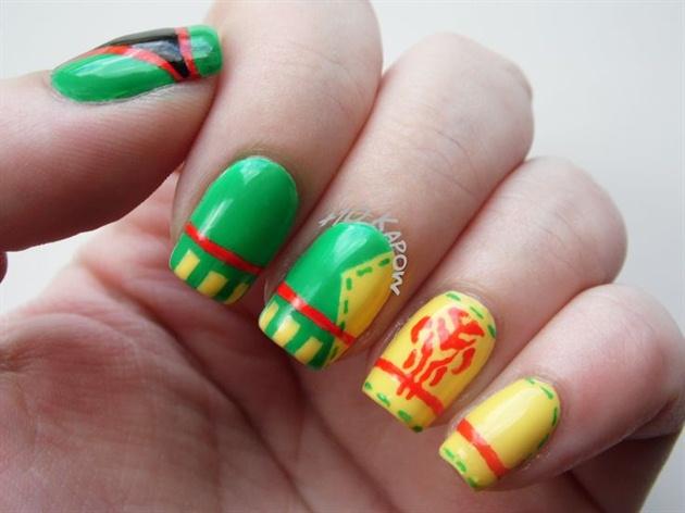 Boba Fett nails