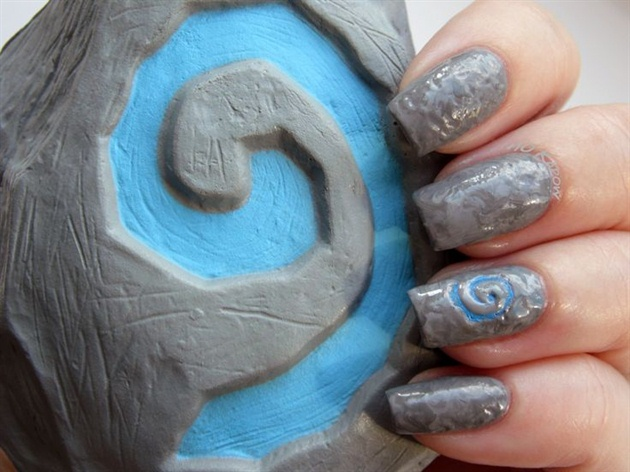 Hearthstone nails