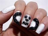 Star Wars Wampa Nails