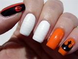 Poe Dameron Nails