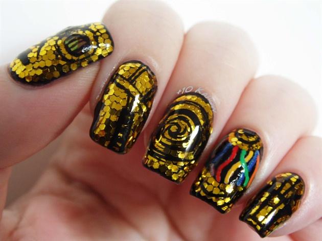 C3PO Nails