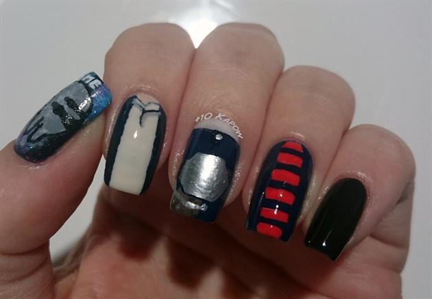 Han Solo Nails