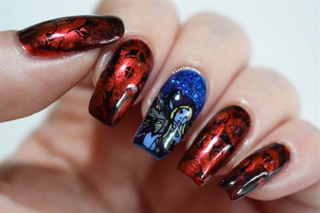 Sylvanas Horde Nails