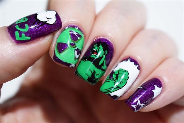 The HULK nails