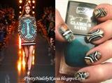 ELIE SAAB inspired nails