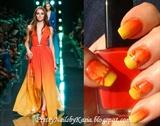 ELIE SAAB inspired nails 2