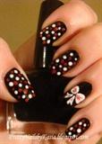 Polka Dots Nails