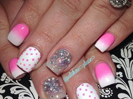Bachelorette Party Nails!
