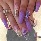Glitter 💜