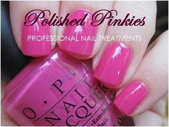Polished Pinkies