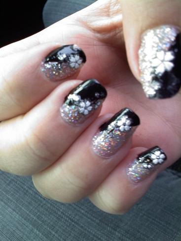 Black w/ Glitter