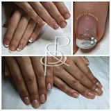 Gel Polish French Poses Et Passion