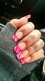 prissy pink