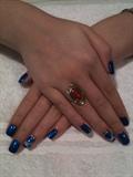 Blue gels