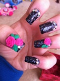 Black In Bloom
