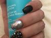 Lady gaga concert nails