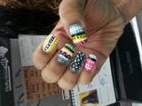 Tribal Nails!