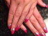 Breast Cancer Month Nails