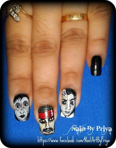 movie nails