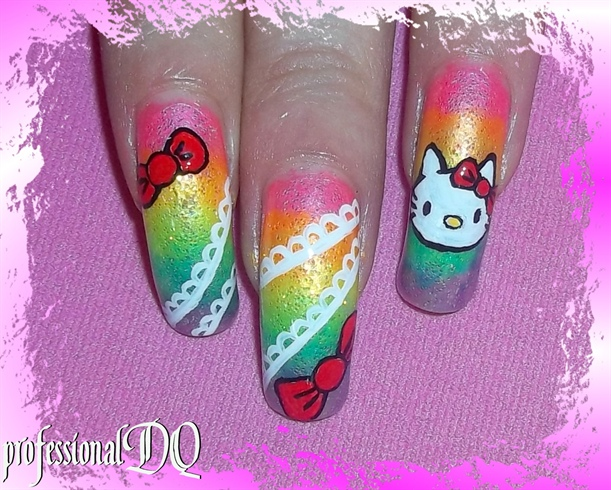 Hello Kitty Design