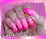Pink Gradient Effect