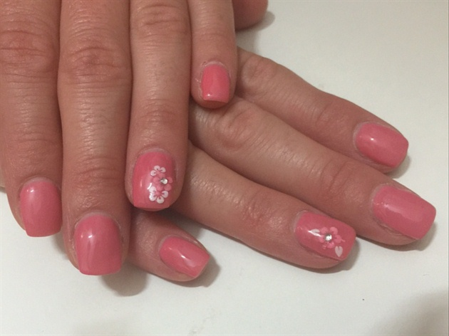 Pink & Flower