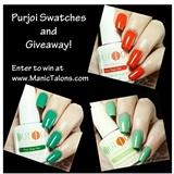Purjoi Nail Studio Giveaway!