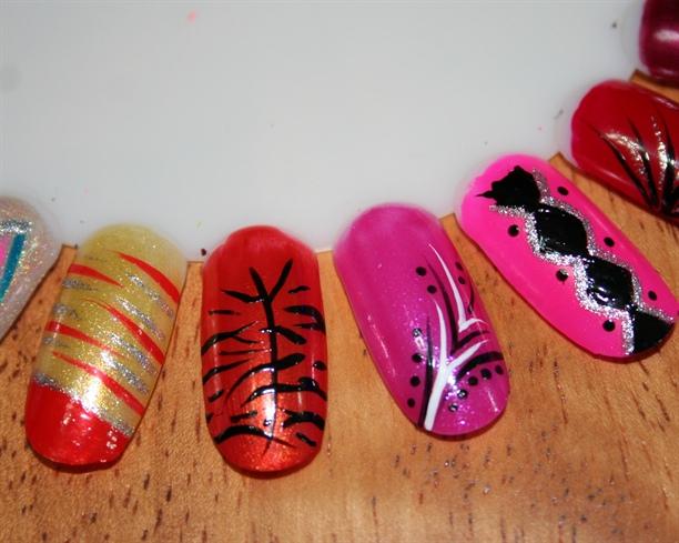 practice nails
