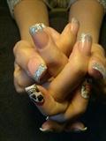 glitter & skull