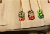 Nail art example 3