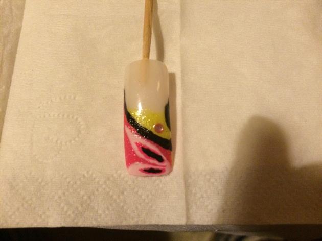 """sandlike"" nail art 😋"