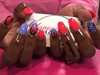 Glamour Phas 5 Nails , Nailsbyqueen