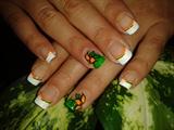 ORANGE FLOWER!!