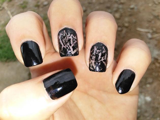 BLACK CRACKLE!!!