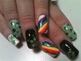 St Patricks Day Fingers