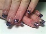 Tie Dye Zebra
