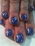 Shellac/Nail art