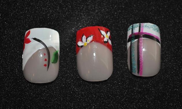 Hawaiian, Geisha, Plaid
