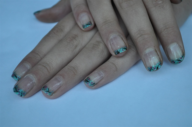 sparkle slash