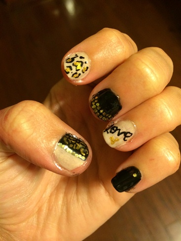 Leopard Print Love!