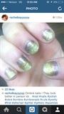 Glitter Ombré Nails!