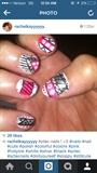 Aztec Nails!!