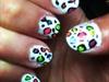 Leopard Print Nails!!