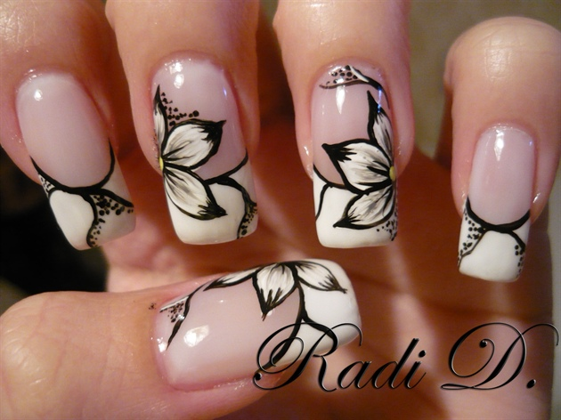 Gel nails nail art gallery step by step tutorial photos gel nails prinsesfo Gallery