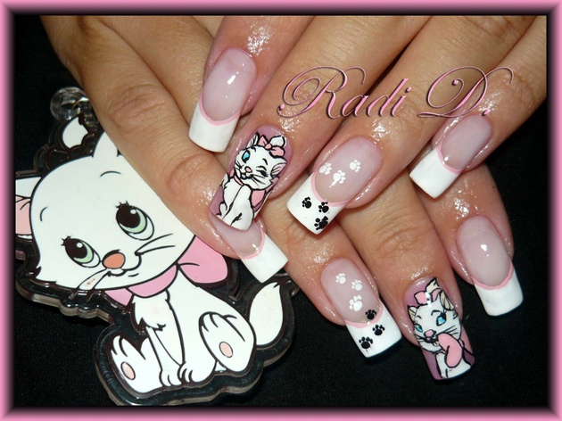 Marie ->Aristocats :)
