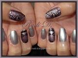 Мy mom`s nails :)